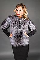 Куртка-жилет из чернобурки мод.2128 (р.44-52)