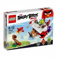 LEGO Angry Birds САМОЛЕТНАЯ АТАКА СВИНОК 75822