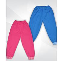 Цветные штаны с начесом 01166_SoF