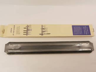 Магнитная рейка для ножей, инструментов 33см, фото 2