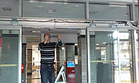 Ремонт Автоматических дверей,,сервисное обслуживание.