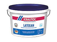 Краска интерьерная латексная Krautol LateXan B1, 10 л.