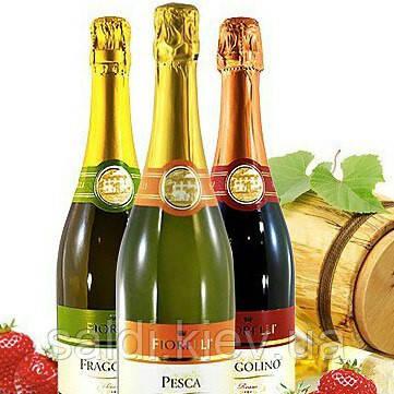 Вино Fragolino Fiorelli 0.75л красное вино фраголино в Киеве