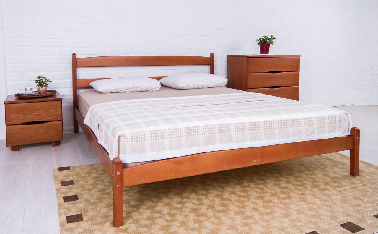 Кровать деревянная Лика без изножья ТМ ОЛИМП