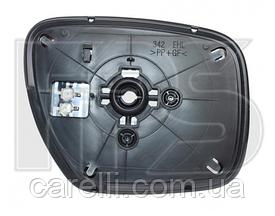 Вкладыш зеркала левый с обогревом CX9 2008-12