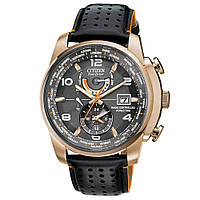 Часы Citizen Eco- Drive AT9013-03H World Time, фото 1