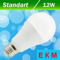 Светодиодная лампа Biom A60 ВТ 512 12W E27 4500 К