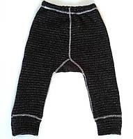Трикотажные шерстяные брюки