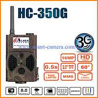Охотничья 3G-камера, фотоловушка с двухсторонней связью HuntCam HC-350G