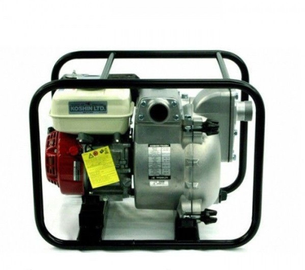 Мотопомпа для грязной воды Koshin KTH-50X-BAU