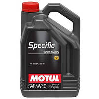 Масло моторное Motul Specific VW 505.01-502.00-505.00 5W-40 5л