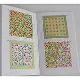 ТР Полихроматическая таблиця Рабкіна Е. Б. для дослідження почуття кольору, фото 3
