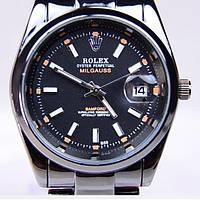Кварцевые наручные часы Rolex Oyster Perpetual Datejust Milgauss R6139, фото 1