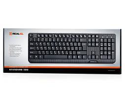 Клавиатура REAL-EL Standard 500, USB