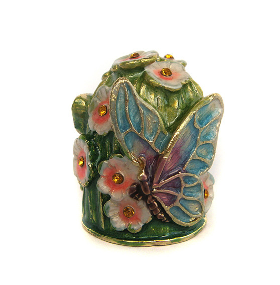 Наперсток декоративный Бабочка