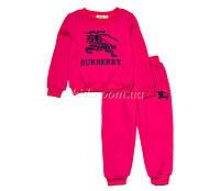 Детский спортивный костюм на флисе Burberry