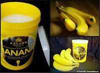 """Укрепляющая маска для волос """"Банан"""" с комплексом мультивитаминов Kallos Banana Mask"""