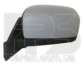 Зеркало левое электро с обогревом грунт. 5 2005-10