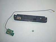 Системная плата нижняя + антенный кабель Fly IQ4412 Quad