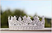 Ажурная корона для фотосессий.