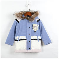 Пальто весеннее для девочек