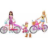 Барби Camping Fun Dolls DYR28