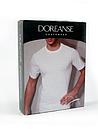 Чоловіча біла бавовняна футболкаDoreanse 2505, фото 3