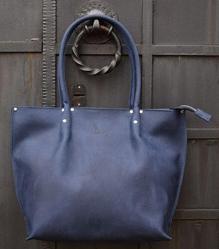 Женская сумка из натуральной кожи Shopper Babak 894062