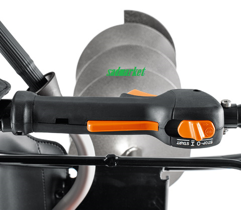 Запасные части к мотобурам STIHL
