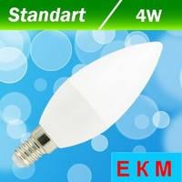 Светодиодная лампа Biom BT-550 C37 4W E14 4500 К