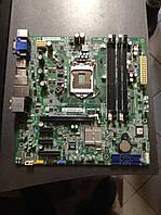 Материнская плата Intel s1156 Foxconn h57m01a1 не рабочая
