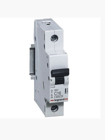 Автоматический выключатель Legrand RX3 1P 20A