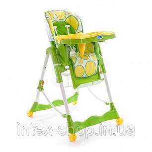 Стульчик Bambi RT 002 L для кормления с корзиной на колесиках  , фото 2