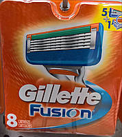 Gillette Fusion (8шт)
