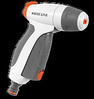 WHITE LINE Пистолет поливочный WATER CLICK регулируемый