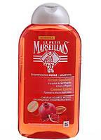 """Шампунь для окрашенных волос """"Гранат и масло арганы"""" Le Petit Marseillais 250 мл"""
