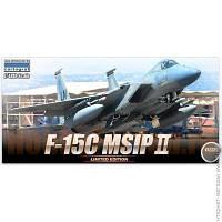 Модель Academy F-15C MSIP II Eagle (AC12221)