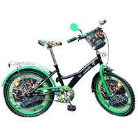 Велосипед детский Черепашки Нинзя TL203 20 дюймов