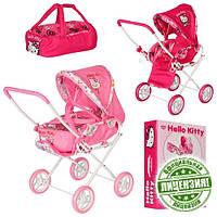 Коляска для куклы Hello Kitty HK 00025