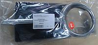 Накладка фары противотуманки левая хром AVEO 3 / Авео 96648781