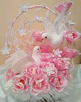 Подарок на свадьбу букет из конфет  Блеск роскоши
