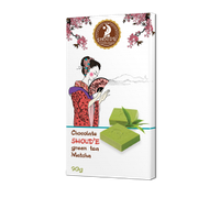 "Шоколад ""Зелений чай Matcha"" SHOUD'E"
