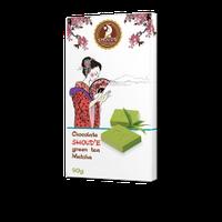 """Шоколад """"Зеленый чай Matcha"""" SHOUD'E"""
