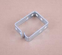 Кабельный организатор-кольцо 44х60, метал 2мм, оцинковка