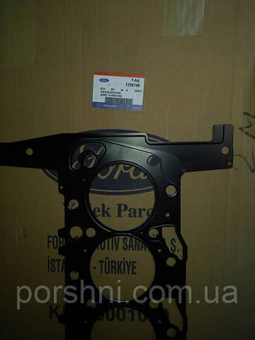 Прокладка  головки Ford Тransit   2.4 DI  2006 > 2 метки  оригинал 1256149