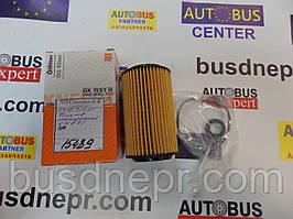 Фильтр масляный MB Sprinter/Vito CDI, OM611/612/646/651 пр-во KNECHT OX 153/7D