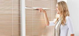 Тканинні ролети, жалюзі / жалюзи, рулонные шторы