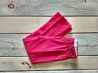 Розовые брюки на девочку отличное качество 104 см (3-4 года)