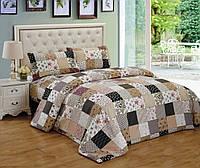 Двуспальный набор постельного белья Ранфорс №240