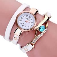 Яркие женские часы-браслет White